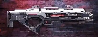 Arma de plasma Free Fire