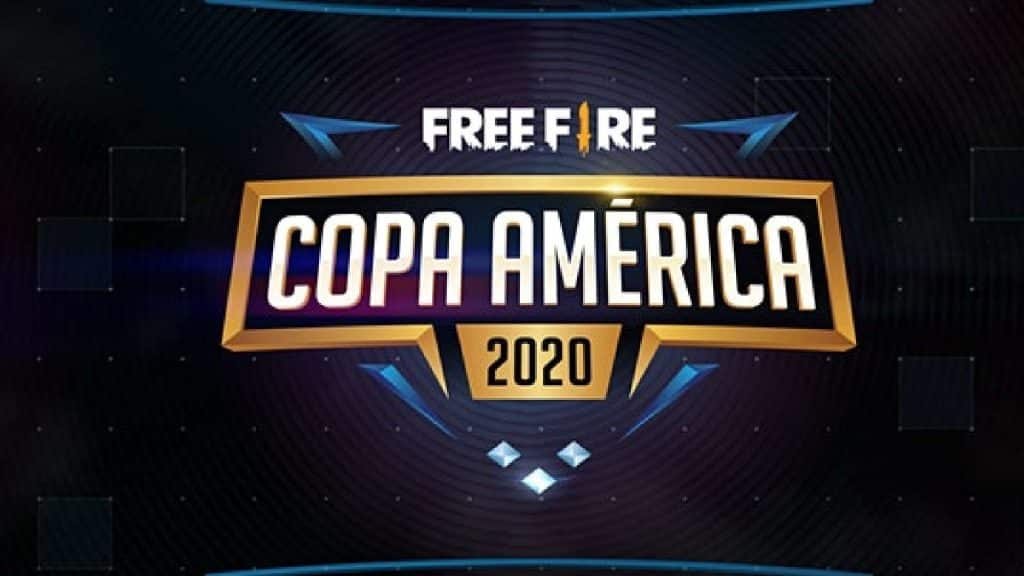 free fire copa america