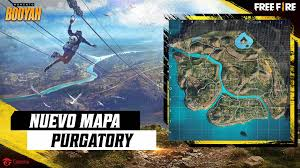 mapa purgatorio de free fire