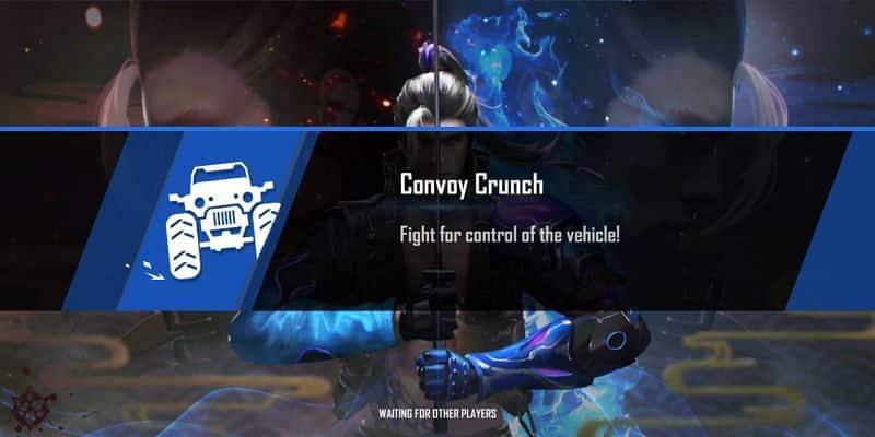 Convoy Crunch en Free Fire
