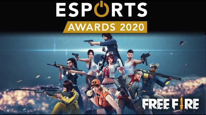 Free Fire en los Esports 2020