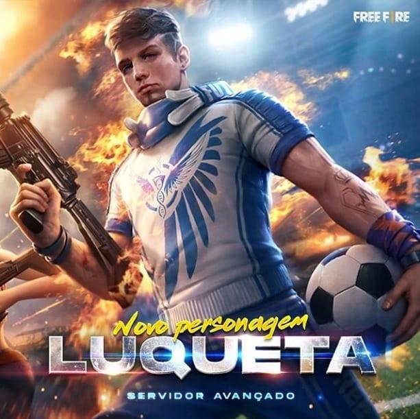 Lucas Free Fire