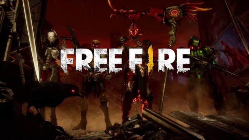 OB23 de Free Fire