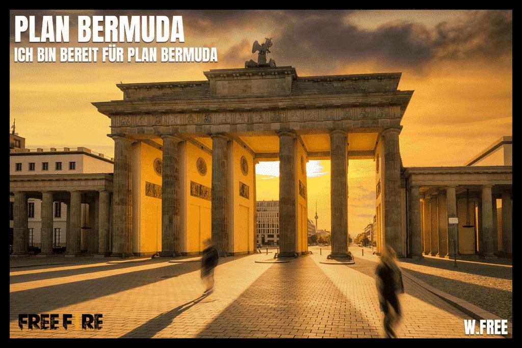 Plan Bermuda Alemania