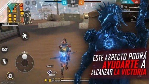 Skin Ataque Mortal de FF